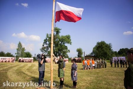 MPWiK na obchodach setnej rocznicy harcerstwa w Skarżysku